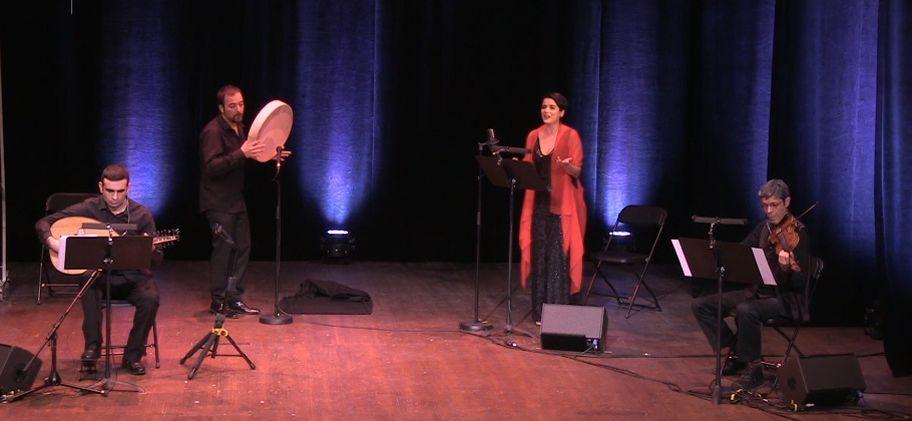 La Passion d'Adonis, du compositeur franco-libanais Zad Moultaka, ce soir à Grenoble.