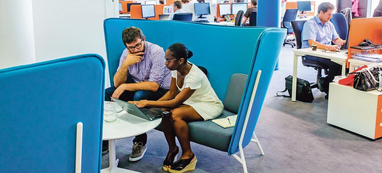 «Nous recrutons des personnalités flexibles, curieuses, qui aiment partager leurs idées et bousculer les certitudes» explique Olivier Le Lann, vice-président en charge des ressources humaines de Criteo.