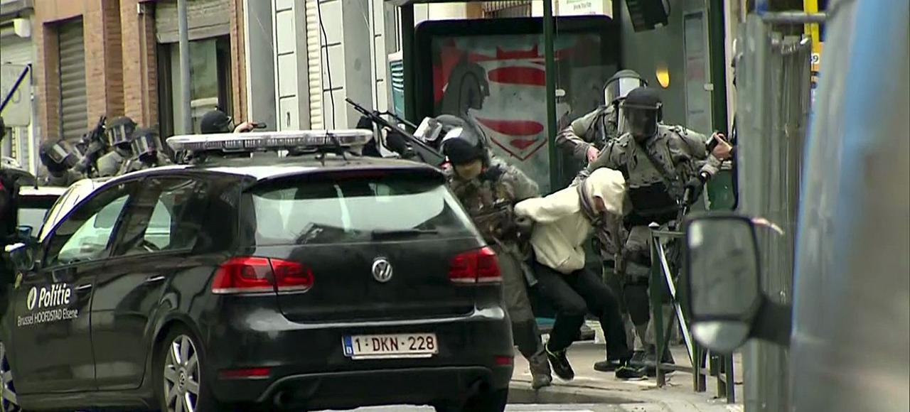 Les attentats du 22 mars sont probablement une réponse à l'arrestation de Salah Abdeslam à Molenbeek, quatre jours plus tôt.