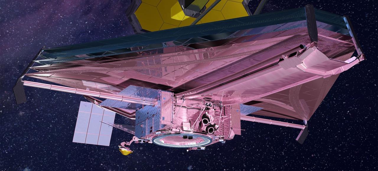 Le lancement du James Webb Space Telescope est prévu en 2018.