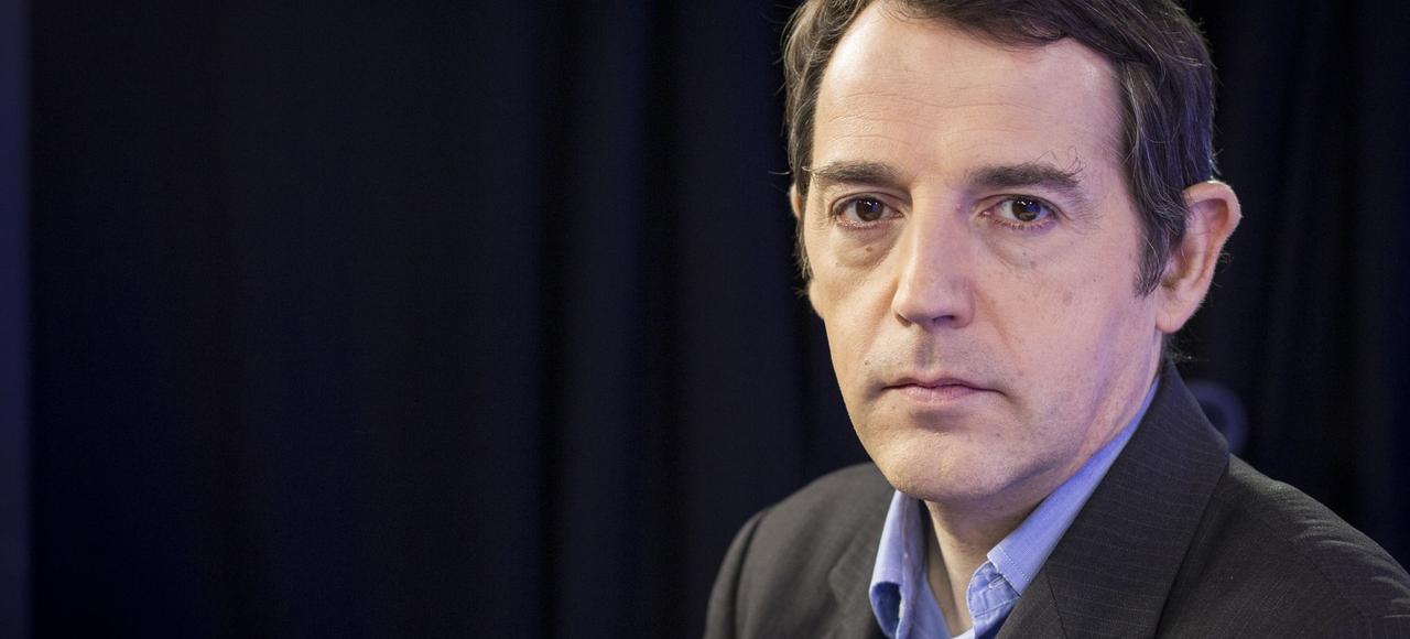 Jérôme Fourquet, directeur du département Opinion de l'Ifop.