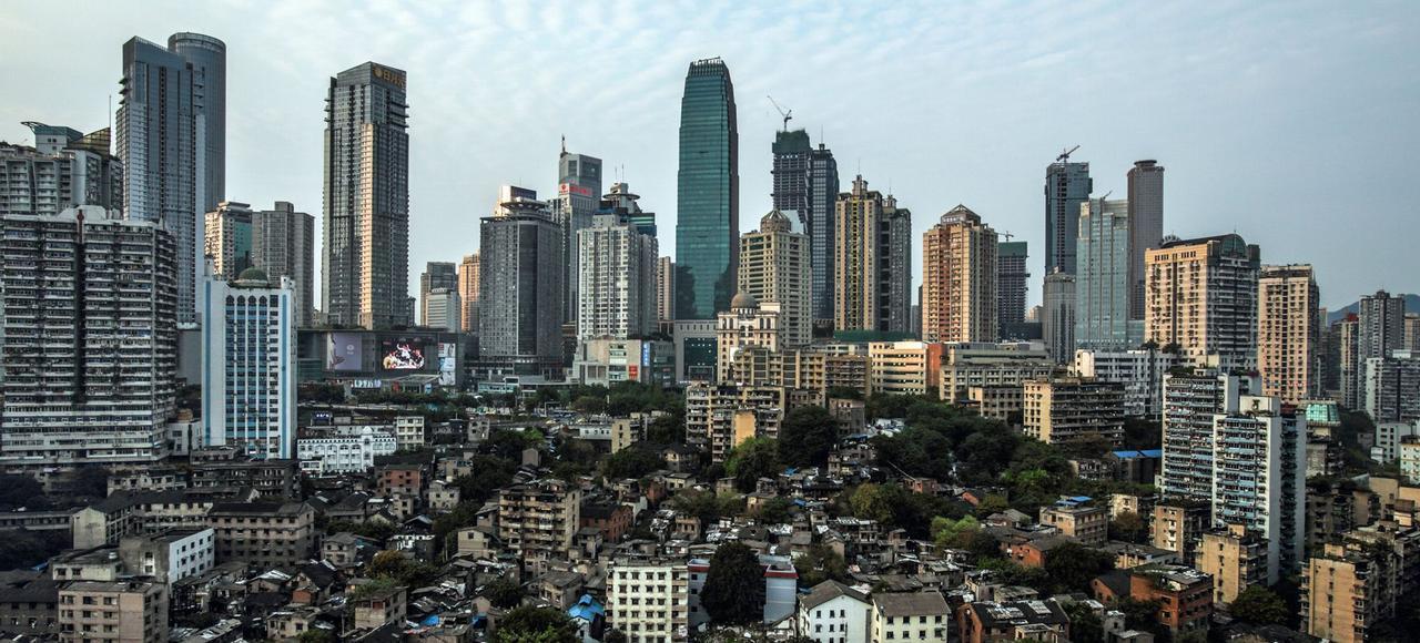 L'avenir de la Chine se joue à Chongqing, folle mégapole, la plus grande de Chine avec ses 34millions d'habitants.