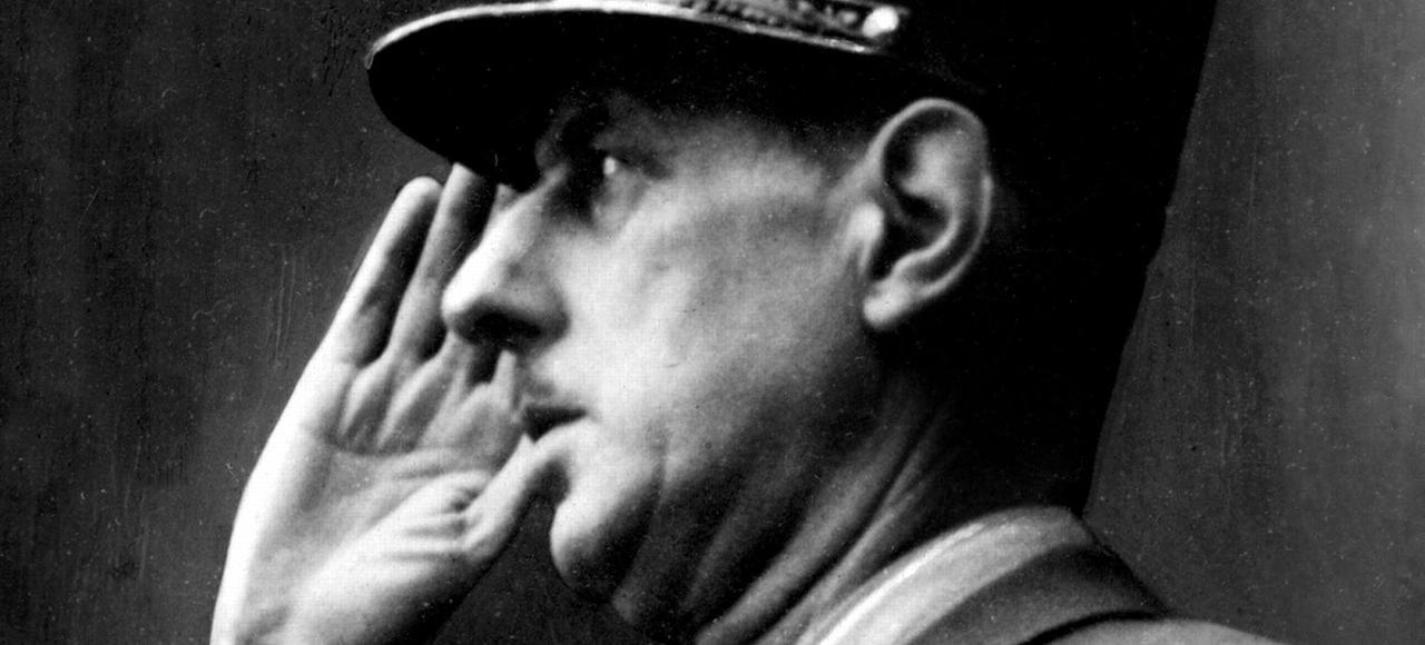 Presque tous les candidats à la primaire de la droite se réclament du général de Gaulle (ici au moment de la libération de Paris, en 1944).