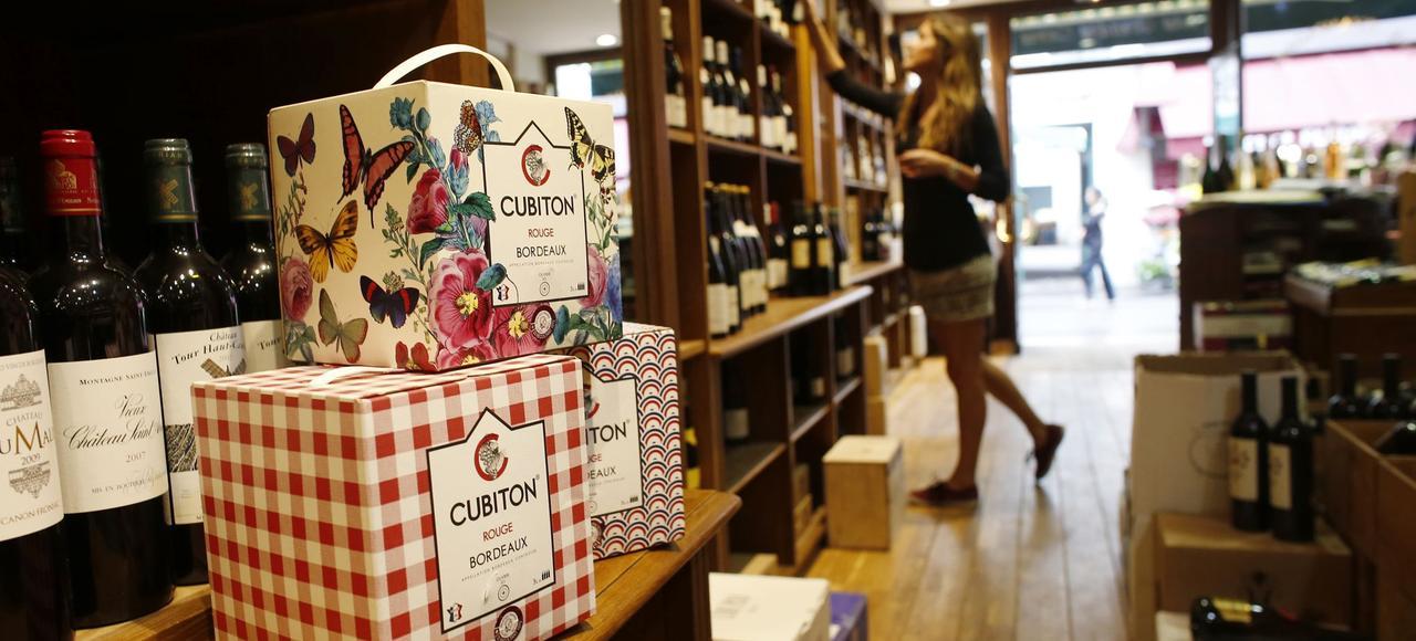 Le vin conditionné en Bag-in-Box ne cesse de gagner des parts de marché.