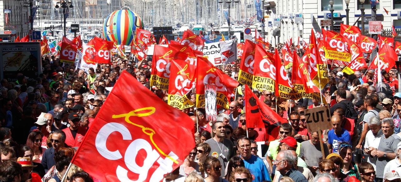 60% des Français estiment que la mobilisation contre la loi ElKhomri est justifiée.