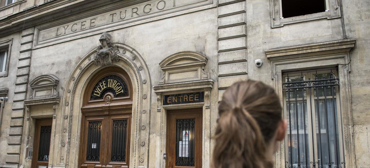 Cette année, le lycée Turgot était l'établissement le plus désiré à Paris: 3000demandes pour 200places