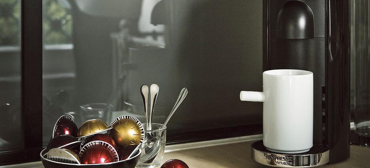 nespresso sort un second syst me capsules. Black Bedroom Furniture Sets. Home Design Ideas