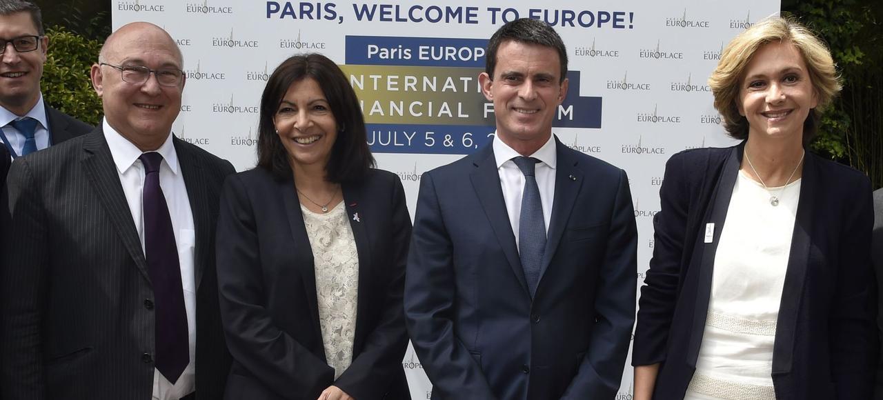 Rencontres paris europlace