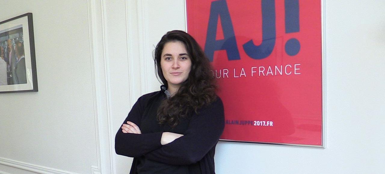 Eve Zuckerman: «Je veux travailler là où j'aurai le plus grand impact.»