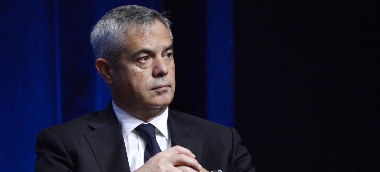 Patrick Calvar est le directeur général de la Sécurité intérieure depuis le 30 mai 2012.