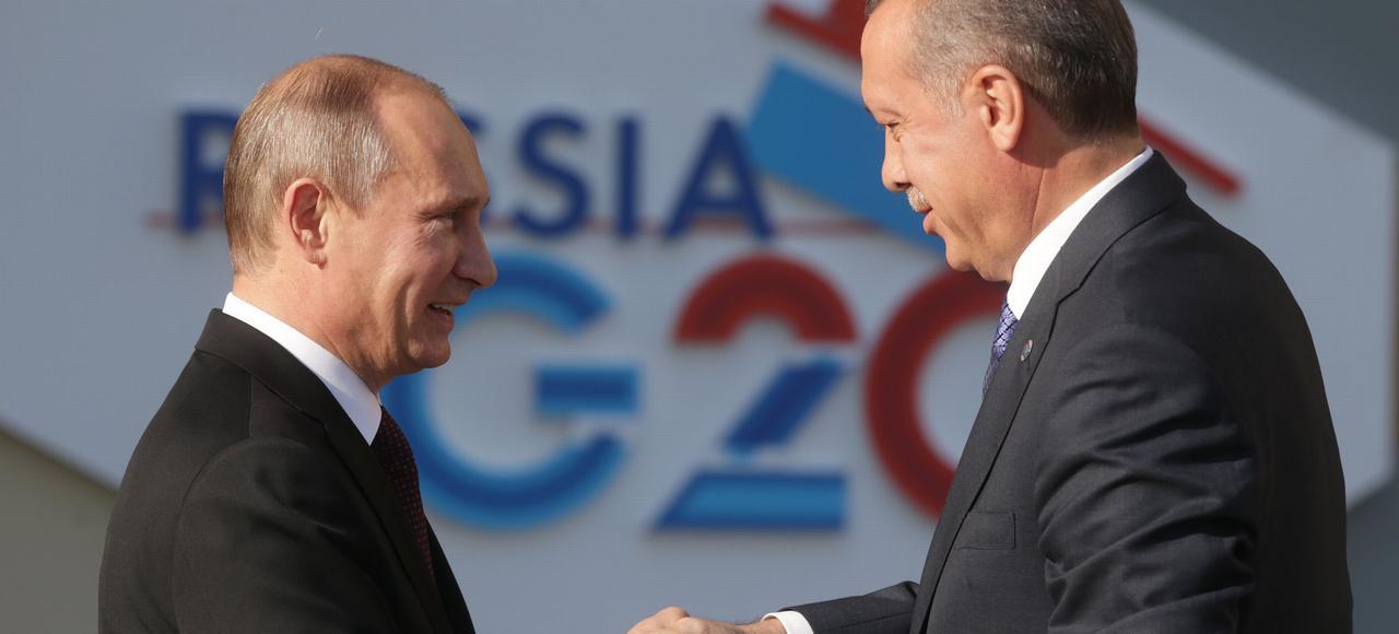 Après un an de glaciation entre Moscou et Ankara, Vladimir Poutine et Recep Erdogan se rencontrent ce mardi à Saint-Pétersbourg.