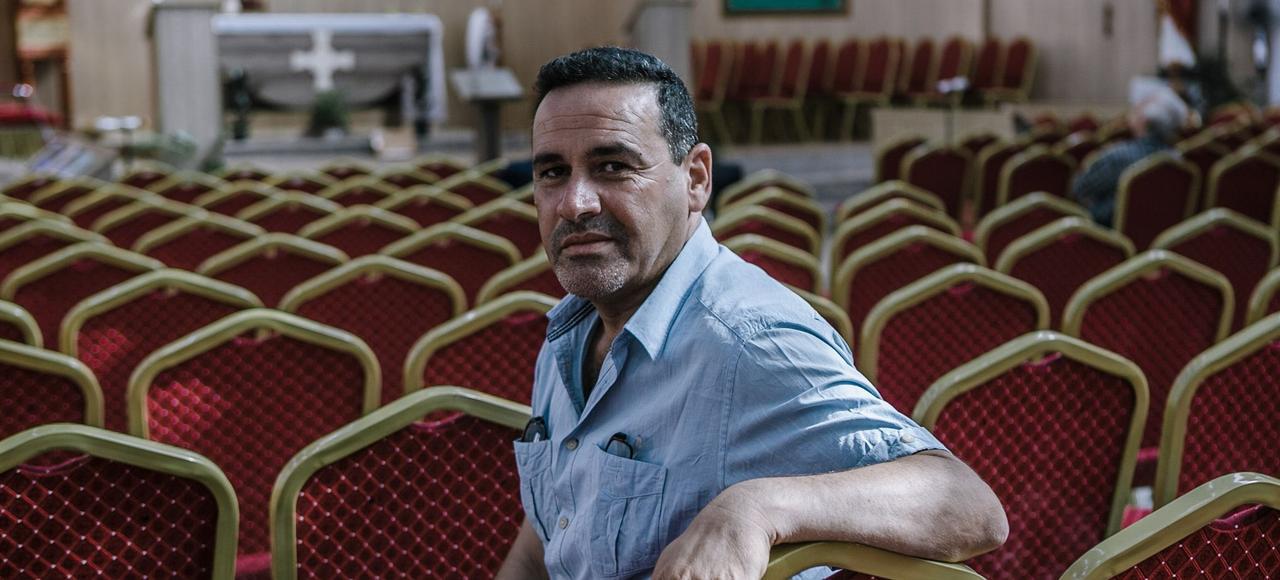 Chrétien né à Bartalla, Munthir Rufai s'engage pour reconstruire l'Irak.