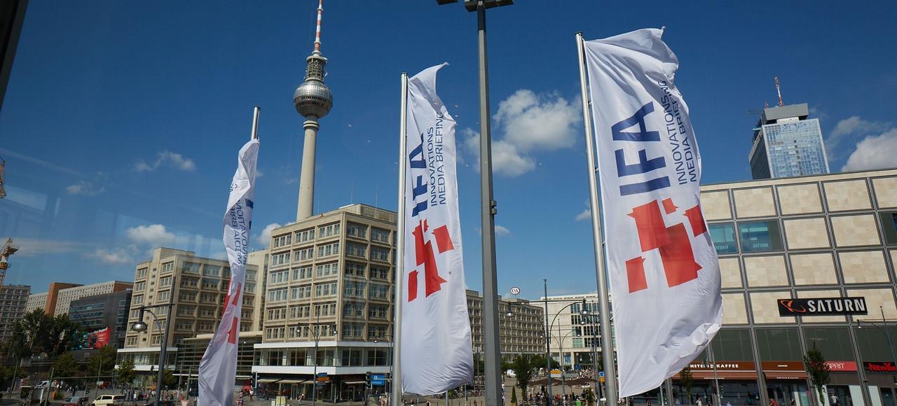 Salon IFA à Berlin.