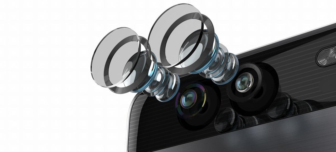 Huawei a présenté en avril son P9, un smartphone doté de deux capteurs photo et fabriqué en collaboration avec la marque Leica.
