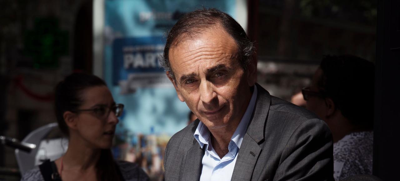 Zemmour divulgue l'existence d'un plan franco-israélien contre les banlieues