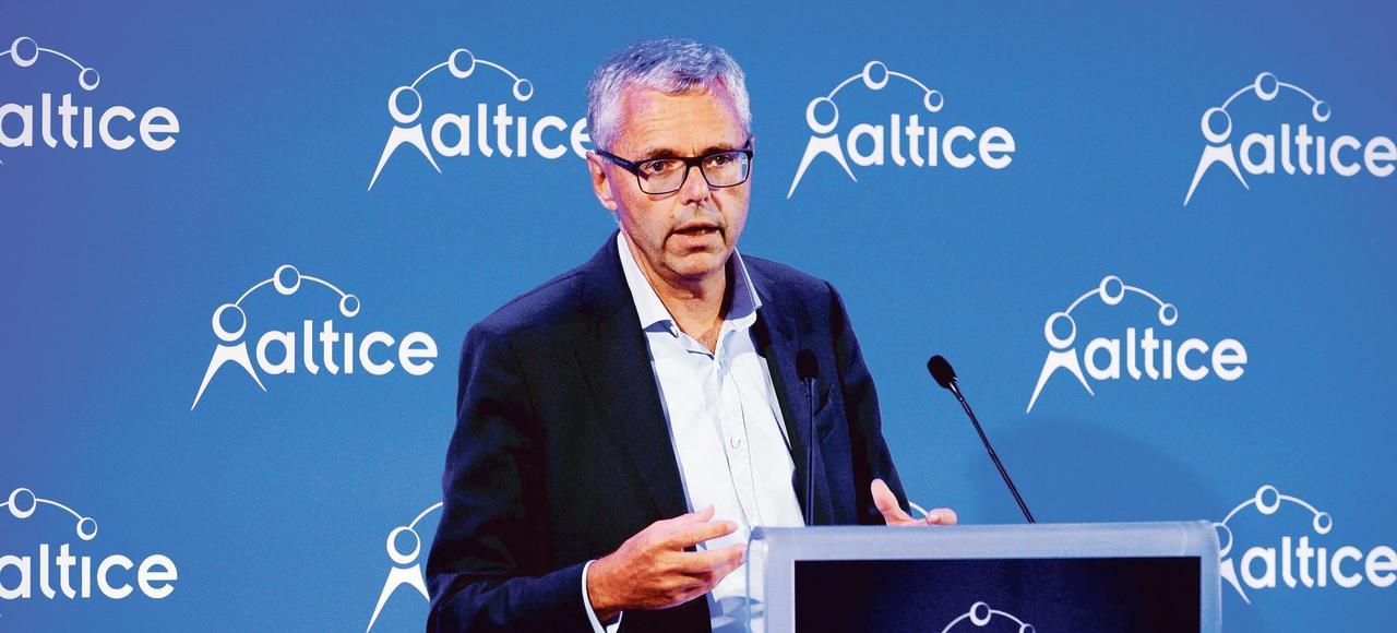 «C'est la fin d'une étape d'intégration et le démarrage d'une nouvelle étape industrielle», a expliqué Michel Combes, PDG d'Altice, lundi à Paris.