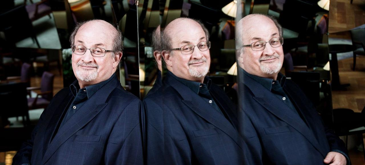 «Ah, je ris de me voir si beau en ces miroirs»… Trois Rushdie pour le prix d'un au Park Hyatt parisien, juste après le passage du dalaï-lama et de policiers chinois déguisés en civils…