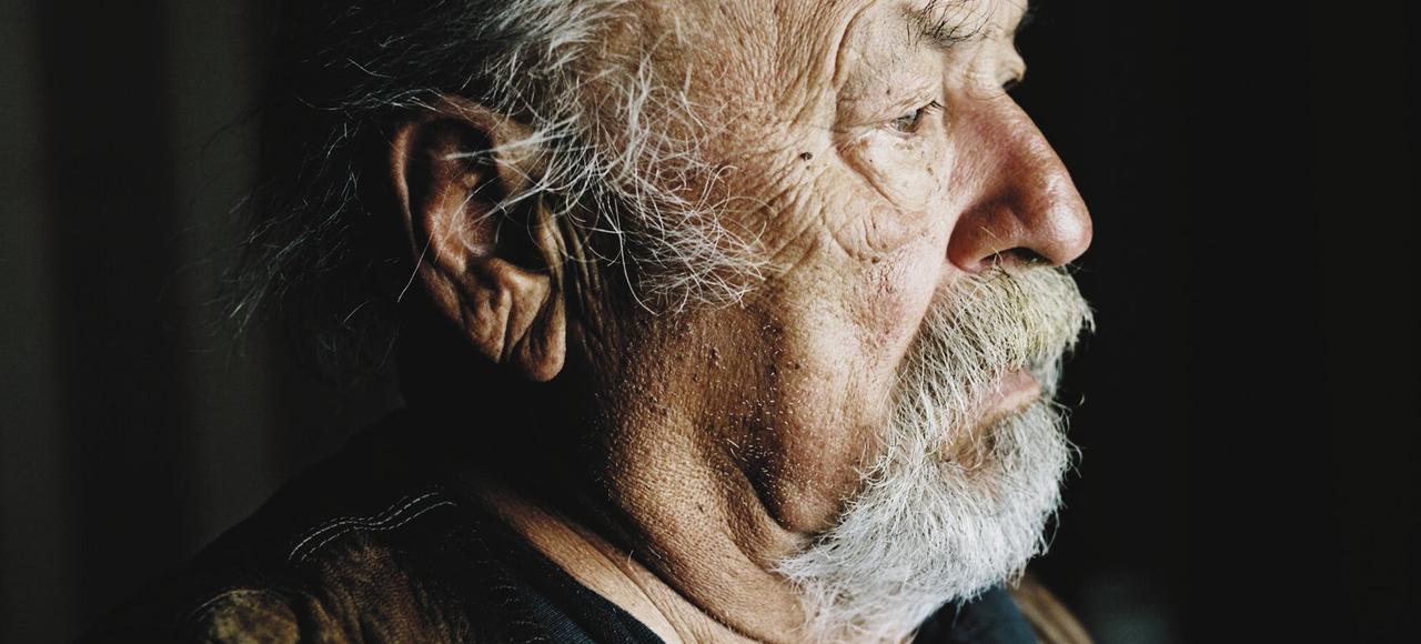 Jim Harrison en 2010.