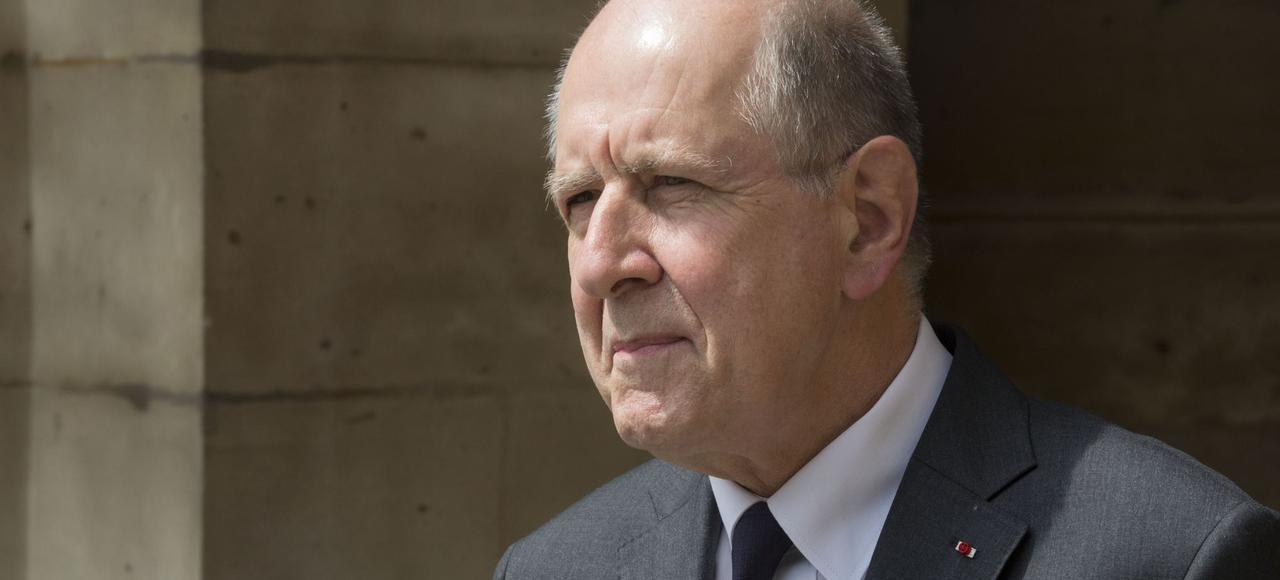 Le vice-président du Conseil d'État, Jean-Marc Sauvé.