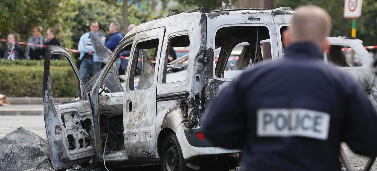 «La France bombarde Daech en Syrie mais n'est plus capable de sécuriser un feu rouge à 25kilomètres de Paris», s'étonne Guillaume Roquette.