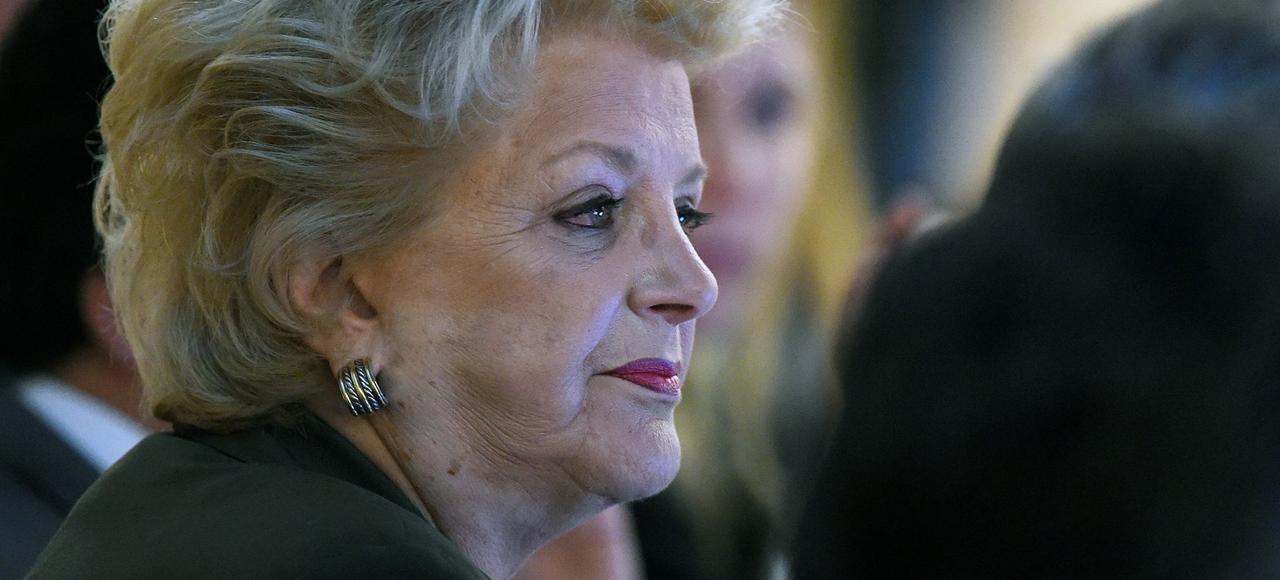 Carolyn Goodman, la maire de Las Vegas.