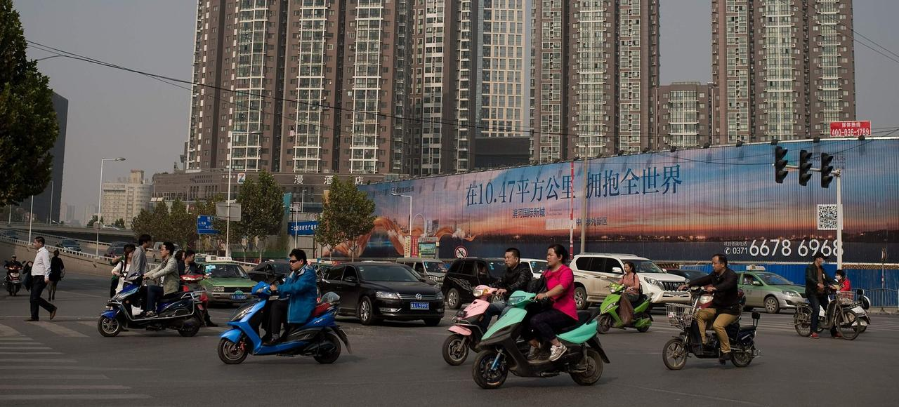 Les Chinois considèrent la pierre comme un investissement beaucoup plus rémunérateur que la Bourse.