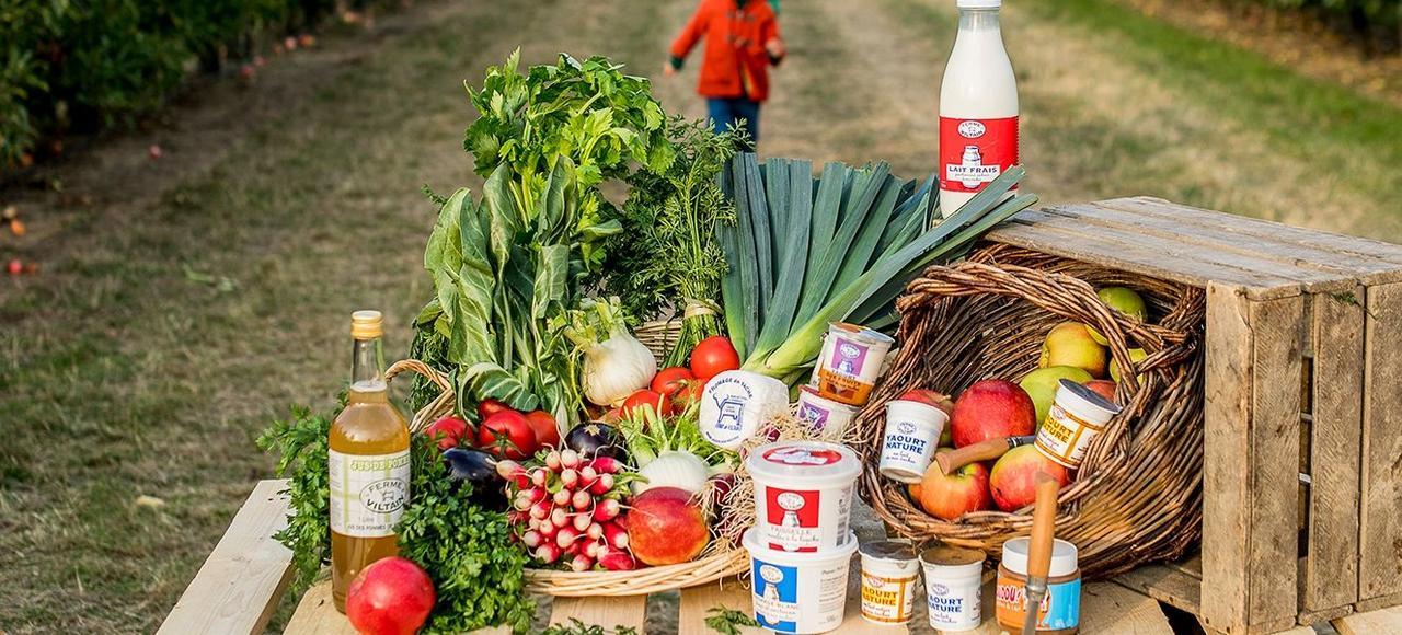 Après l'impact massif du bio, le souci de consommer des produits locaux, considérés comme des aliments de qualité, devient une priorité dans beaucoup de famille.