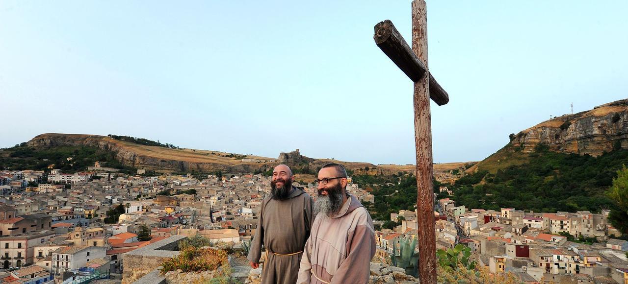 En Sicile, dans les pas des disciples du pape François