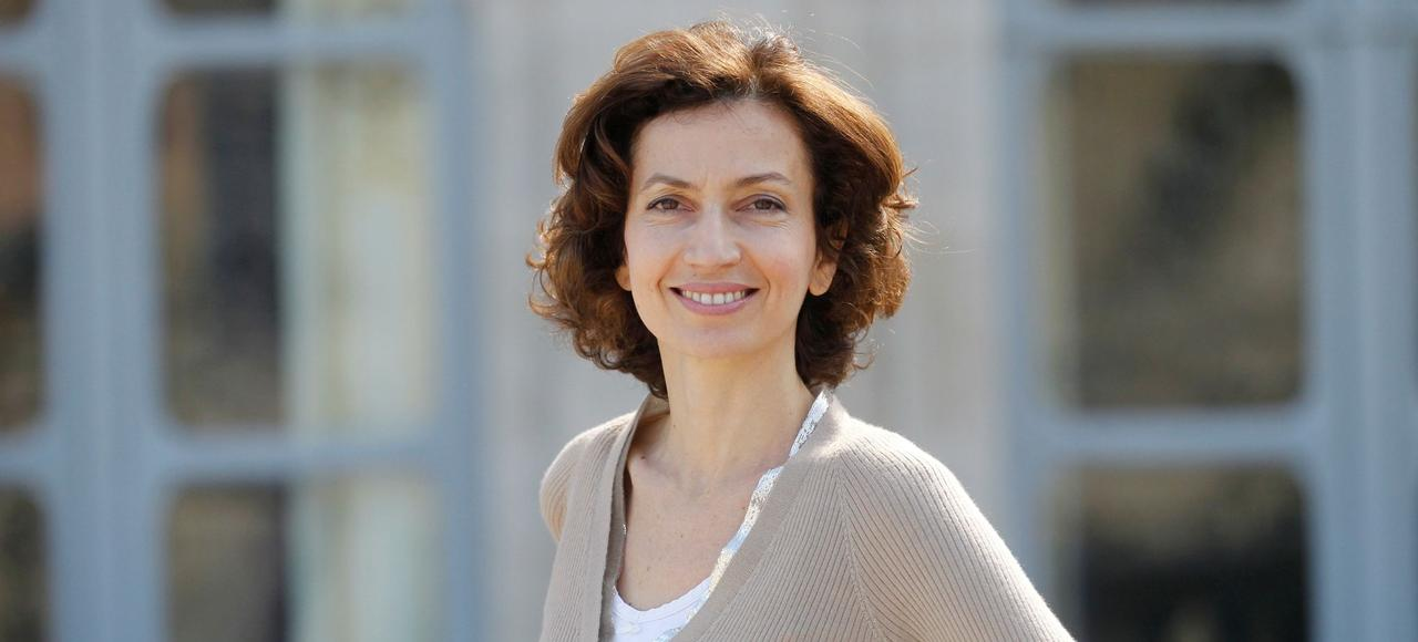 Audrey Azoulay, ministre de la Culture et de la Communication.