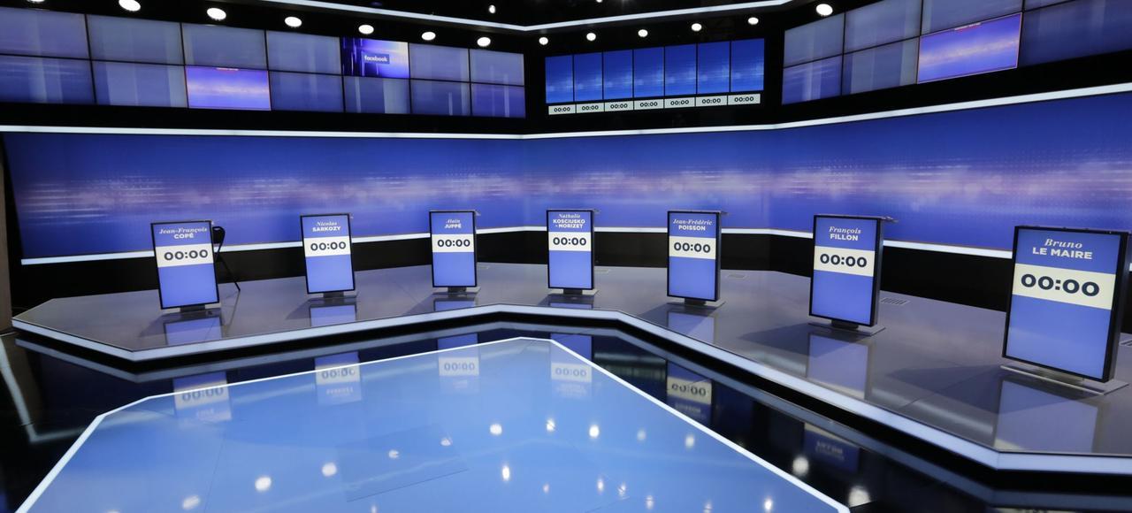 Les candidats de la primaire à droite ont débattu une dernière fois jeudi soir.