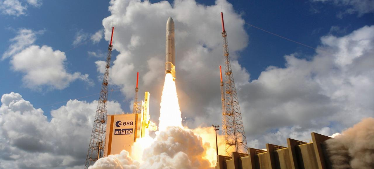 Le 17 novembre 2016, Ariane 5 décollait de Kourou avec quatre satellites Galileo à son bord.