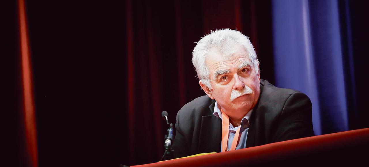 Hostile à un accord avec Mélenchon, le député André Chassaigne veut défendre l'autonomie du PCF.