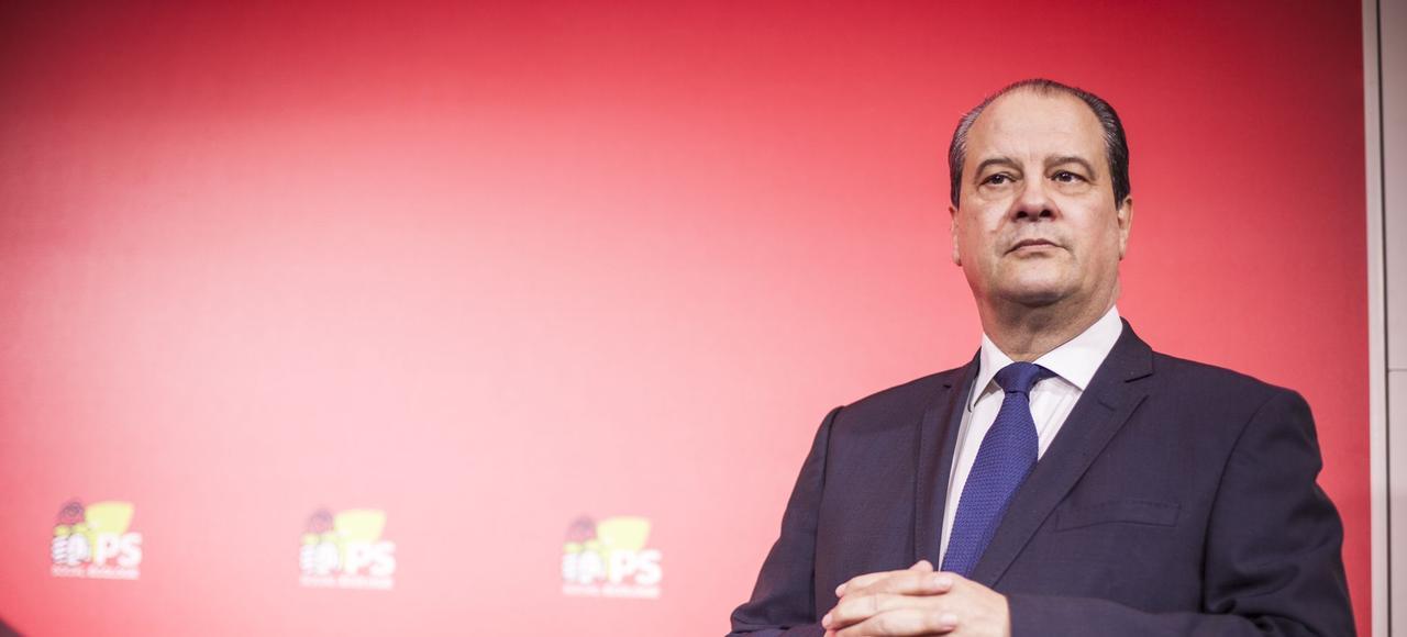 Jean-Cristophe Cambadélis, le premier secrétaire du parti socialiste,