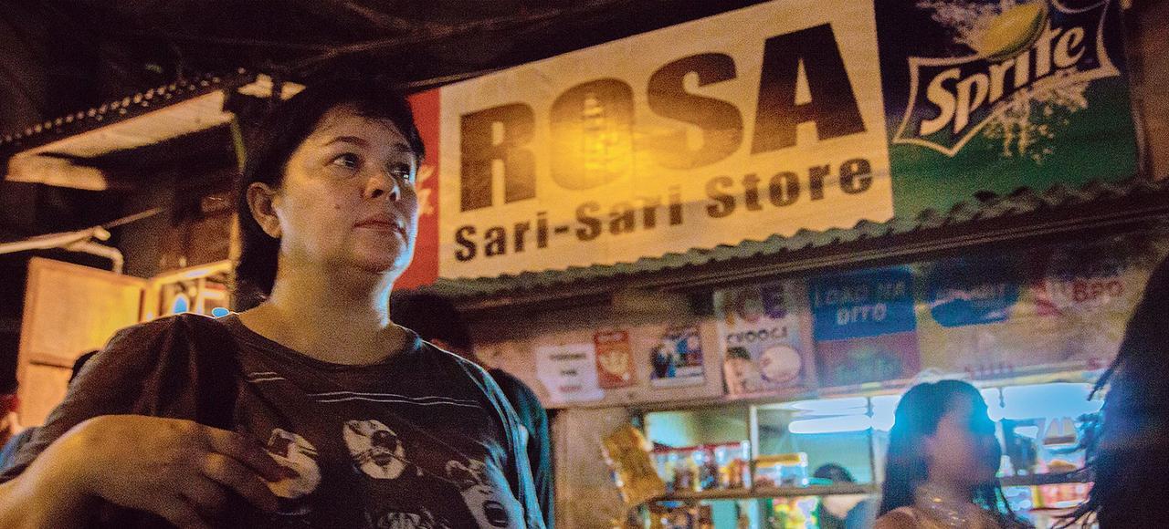 Jaclyn Jose a obtenu le prix d'interprétation féminine à Cannes en mai dernier, pour son rôle de mère courage vivant dans un quartier pauvre de Manille, prise au piège d'une société corrompue.
