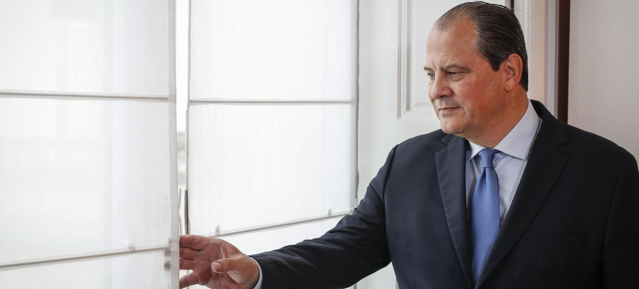 Le premier secrétaire du pS, Jean-Christophe Cambadélis.