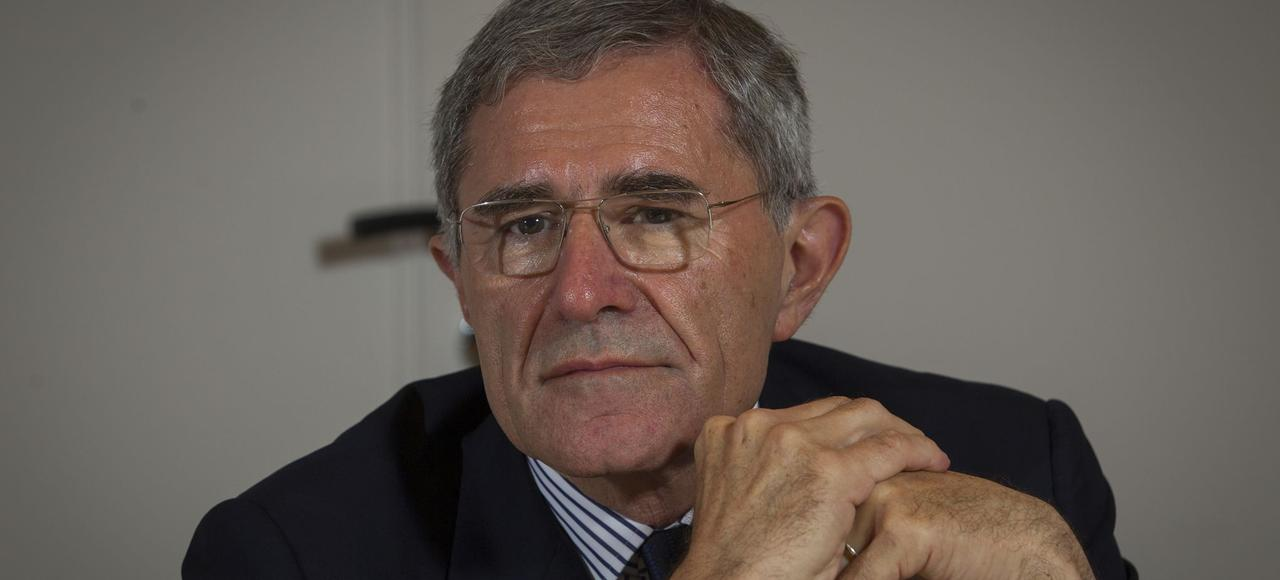 Gérard Mestrallet, président de Paris Europlace.