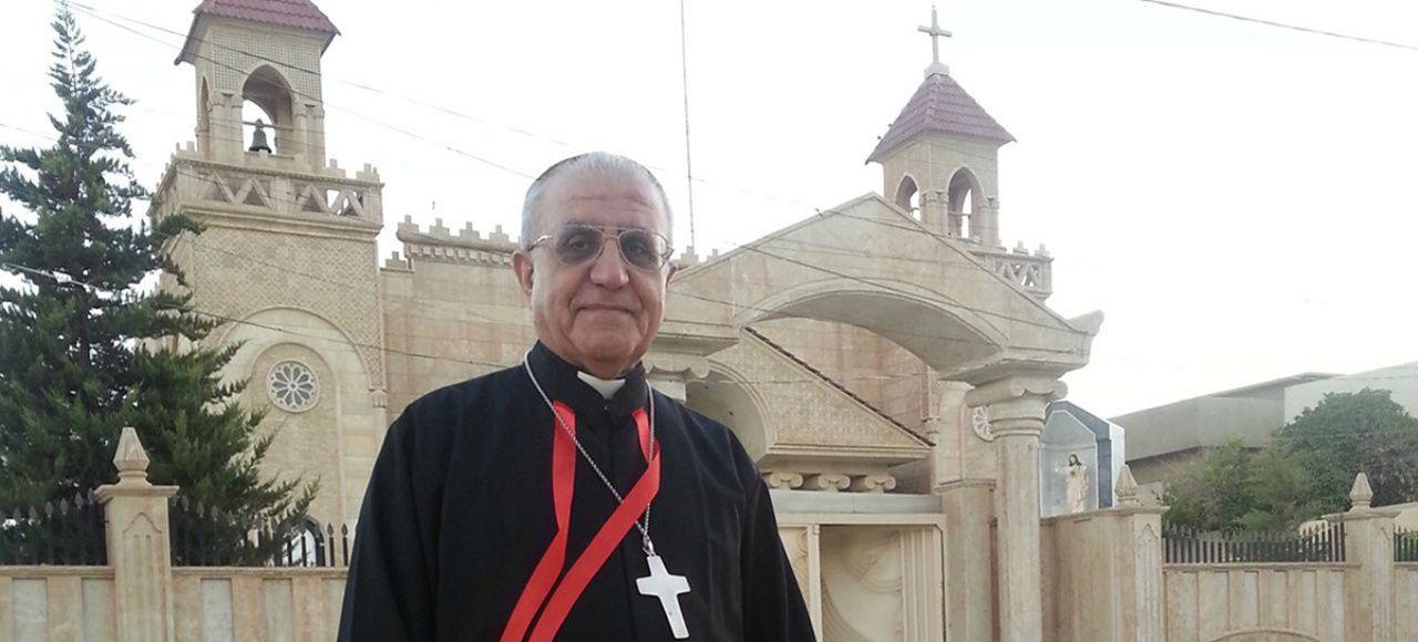 Le Dr Yousif Thomas Mirkis.
