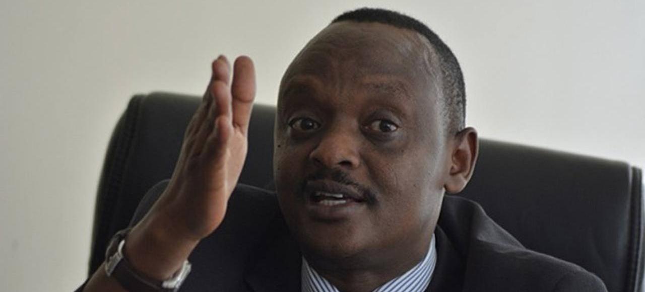 Richard Muhumuza, procureur général rwandais, a saisi son homlogue français d'une demande d'entraide judiciaire.