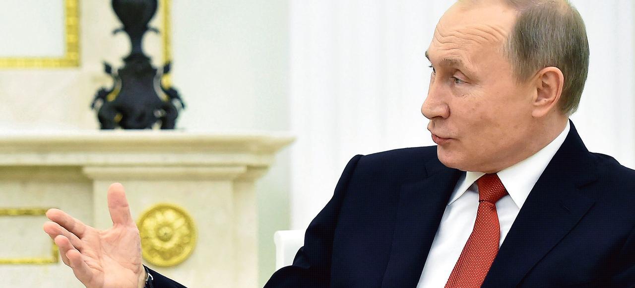 Poutine a appelé les États européens qui aspirent à une politique «indépendante» de l'UE à «discuter» d'un rapprochement avec la Russie.