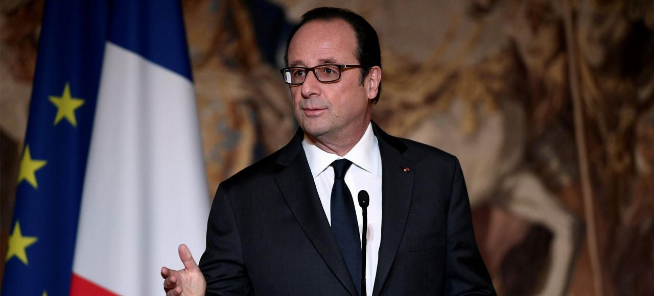 Discours de François Hollande, jeudi, à l'Élysée, après la remise de la Légion d'honneur aux médaillés des Jeux olympiques et paralympiques de Rio.