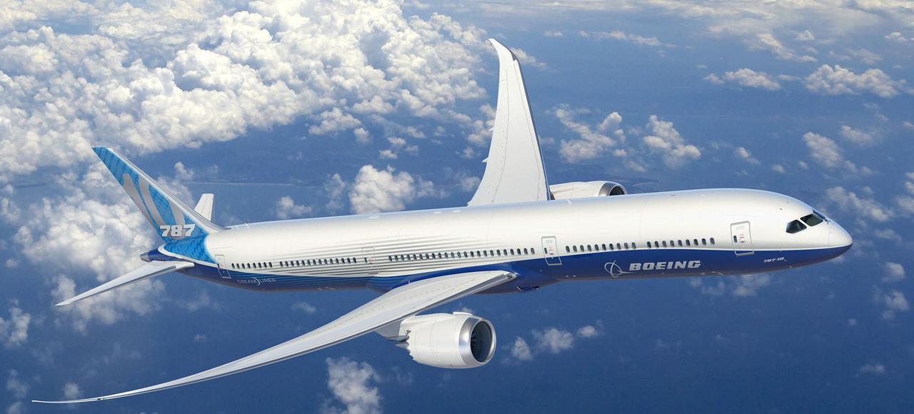 Le Dreamliner 787-10.