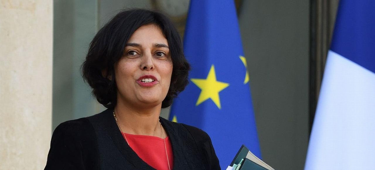 La ministre du Travail, Myriam ElKhomri.
