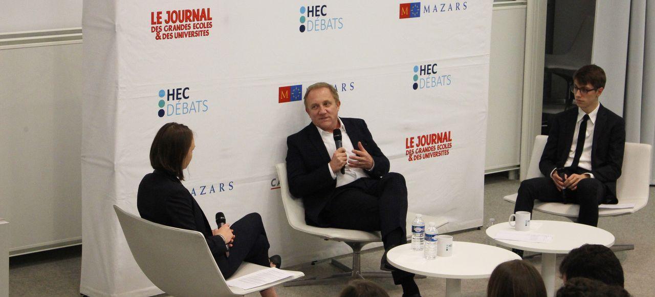 «Le secteur du luxe a une longue tradition de paresse, comptant sur la rareté géographique: Paris comme seul lieu pour trouver tel ou tel produit», constate François-Henri Pinault, PDG du groupe Kering.
