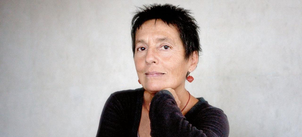 La pianiste portugaise Maria Joao Pires.