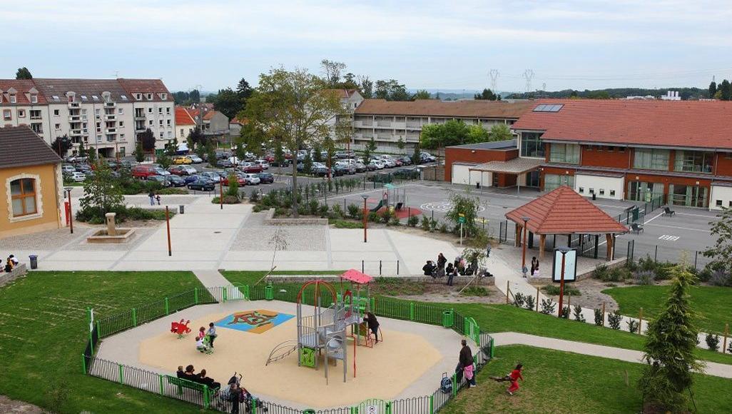 La commune de Villeparisis a bénéficié en 2016 de la plus forte baisse de sa taxe d'habitation consolidée.