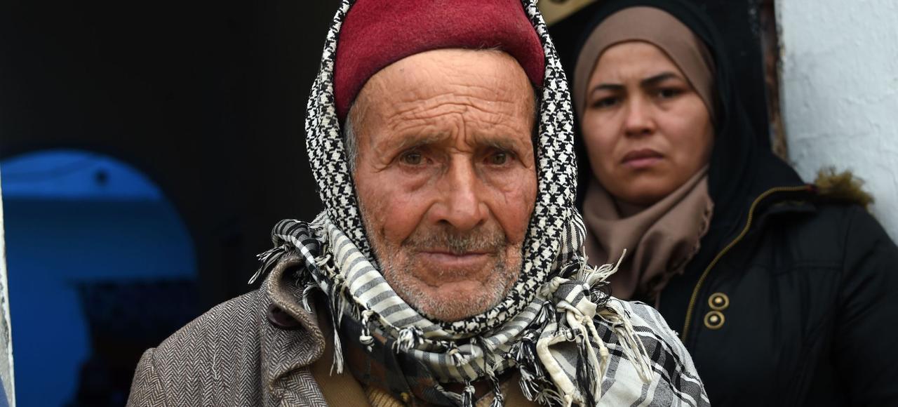 Mustapha Amri, le père d'Anis Amri, le tunisien suspect numéro 1 dans l'enquête de l'attentat de lundi à Berlin.