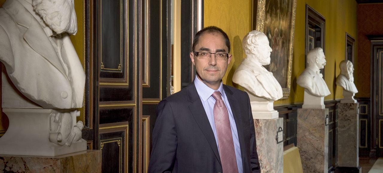 Jean-Luc Martinez, président-directeur du musée du Louvre: «Le rééquilibrage entre l'événementiel et nos collections permanentes exceptionnelles sont notre meilleur atout pour attirer les publics du monde entier.»