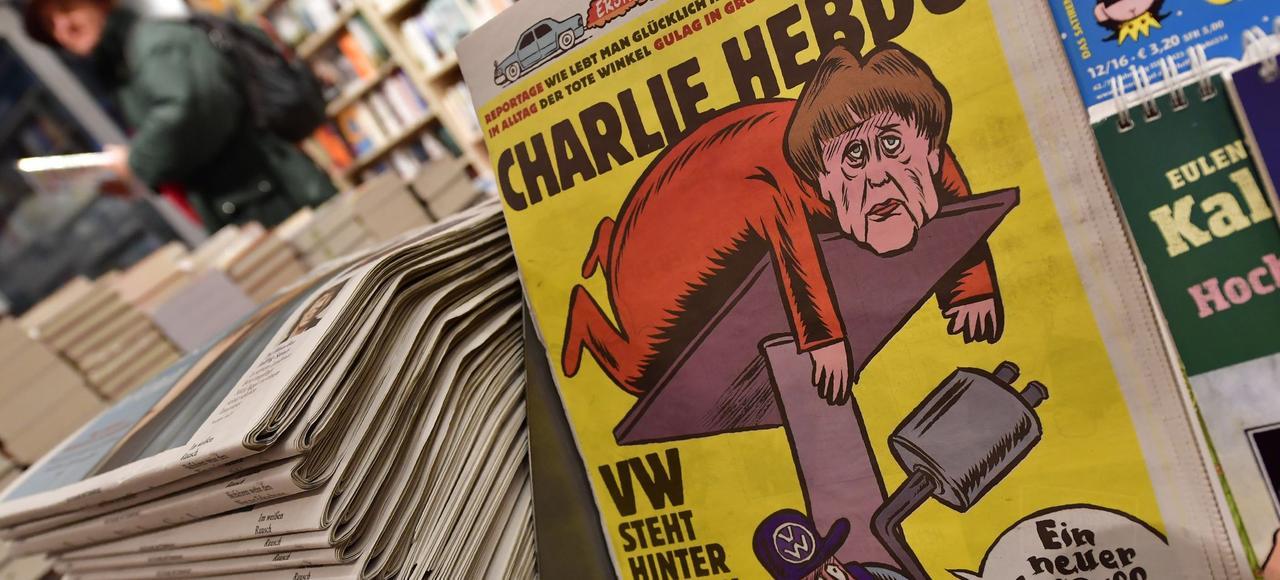 Deux cent mille exemplaires ont été tirés pour le premier numéro allemand, paru le 1erdécembre.