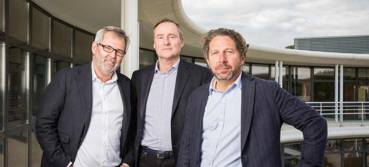 Eric Paumier, Guillaume Salabert et Frédéric Pons, nouveaux actionnaires d'Adrexo
