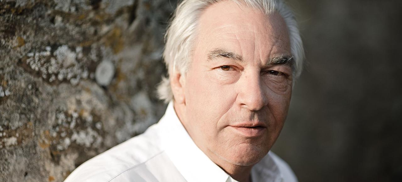 Romancier, scénariste, Didier Decoin est secrétaire général de l'académie Goncourt.